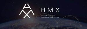Logo von HMX international trading co. ltd., Referenz für Firmenkurse des HLS Education Centers in Essen